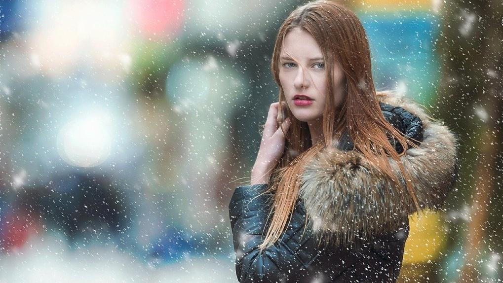 Мокрый снег ожидается в Новосибирске на уик-энд
