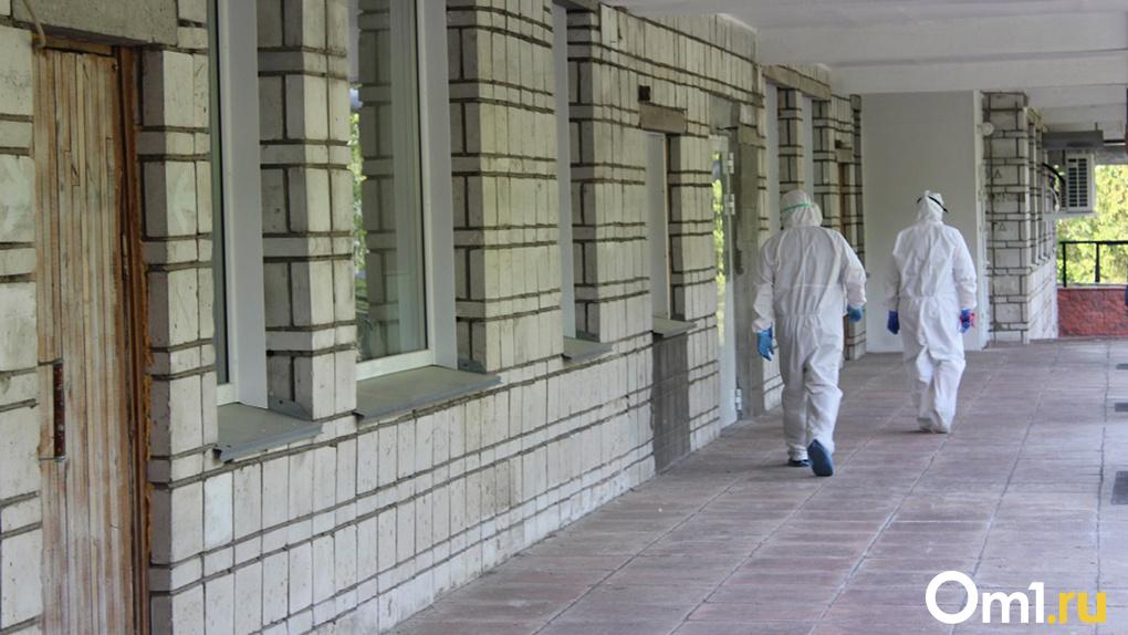 После суточного затишья трое новосибирцев скончались от коронавируса