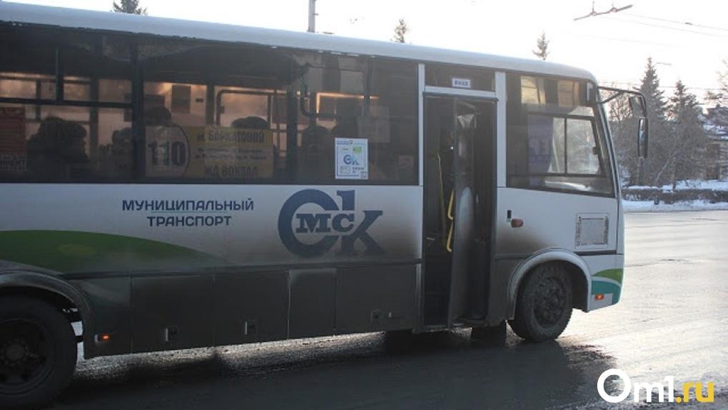 Полосы для общественного транспорта в Омске будут обрабатывать реагентом раньше остальных