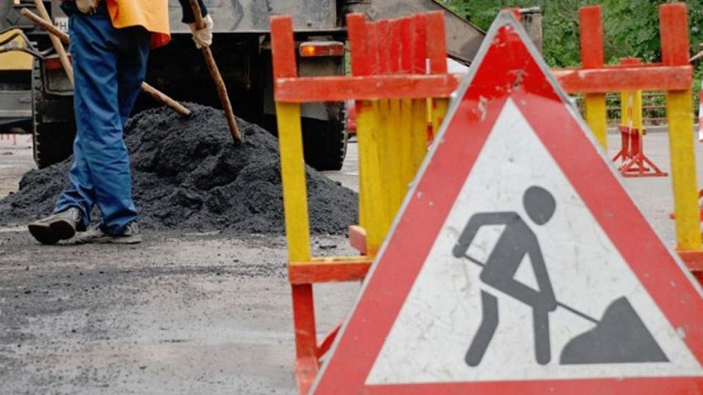 К деревне под Омском три года не могут сделать дорогу - ФОТО