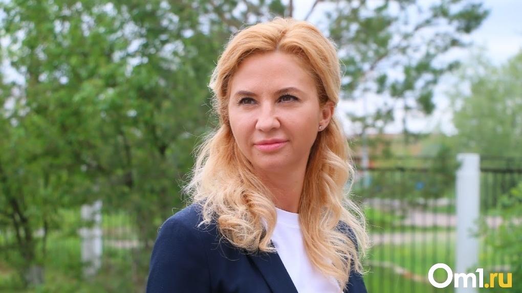 У Ирины Солдатовой, возглавлявшей омский Минздрав, нашли и арестовали две квартиры и дом
