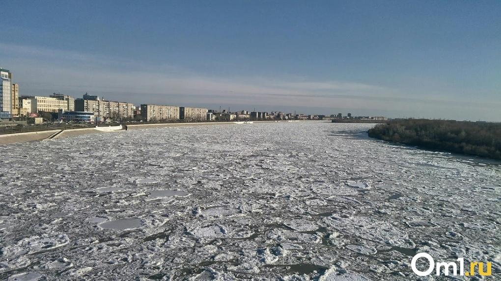 В омских реках нашли фенолы, фосфаты и пестициды