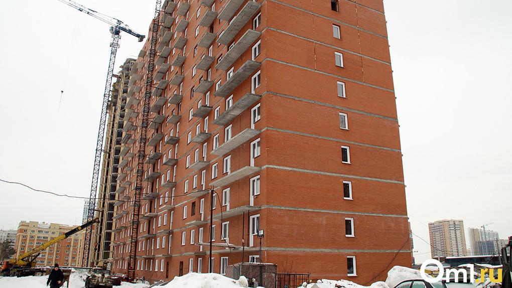 Более 200 млн рублей требуется на завершение долгостроя в новосибирском микрорайоне Закаменский