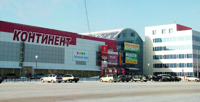В Омске у «Континента» появится новая остановка