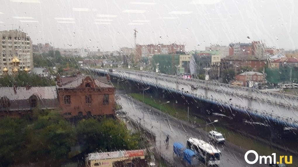Осеннее похолодание в Омске начнётся уже на этой неделе