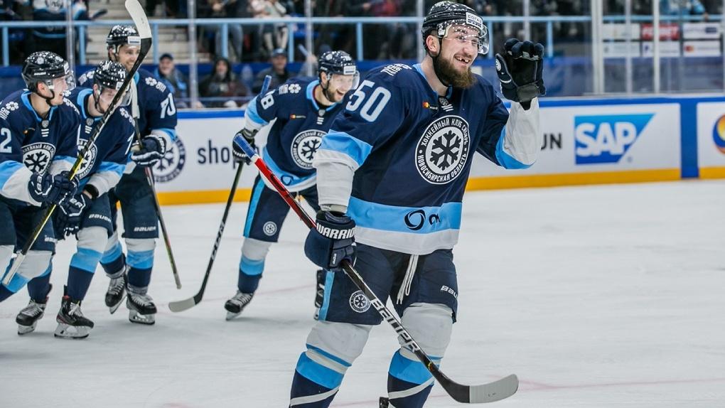 Нападающий ХК «Сибирь» Владимир Первушин завершил карьеру хоккеиста