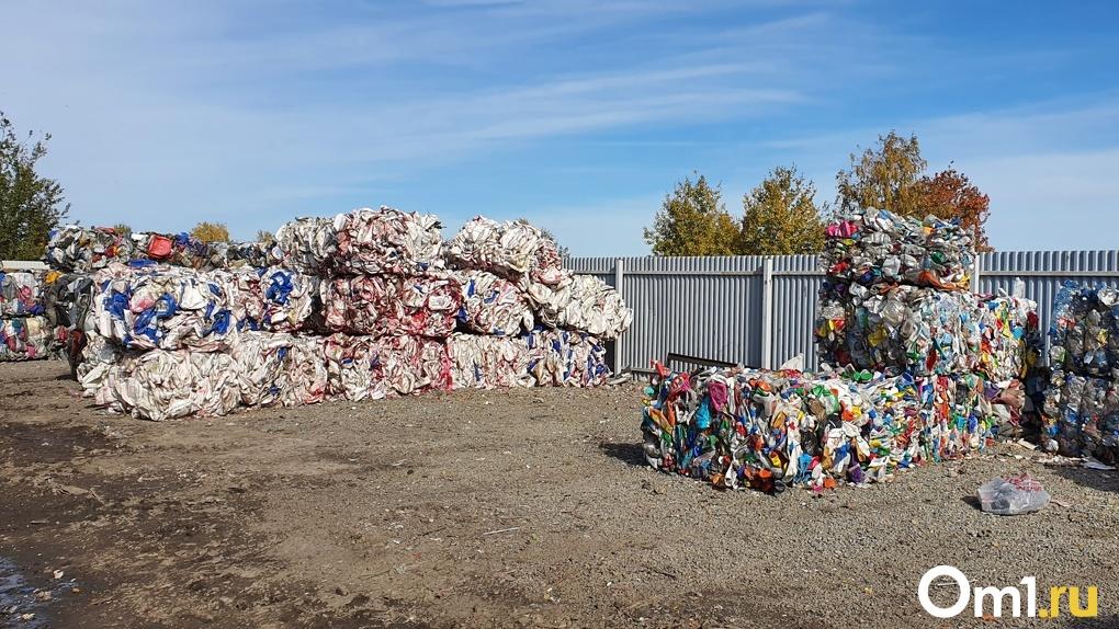 В Новосибирской области жители Бердска должны десятки миллионов рублей за вывоз мусора