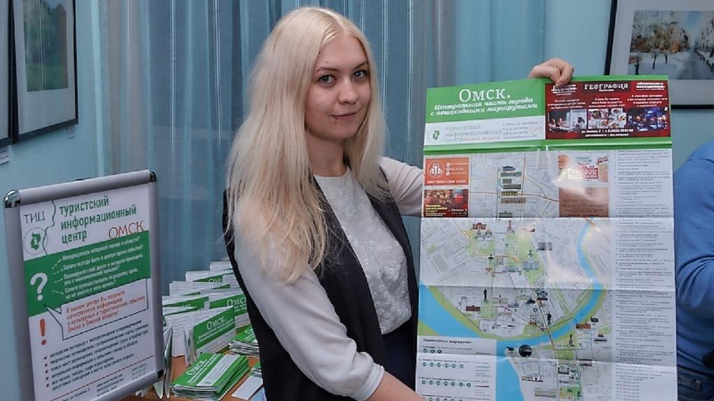 Испанский турист ищет в Омске вкусные русские пельмени