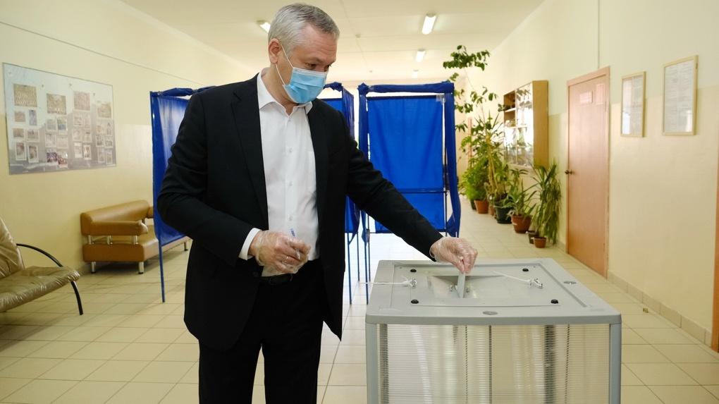 460 тысяч жителей Новосибирской области проголосовали по поправкам в Конституцию