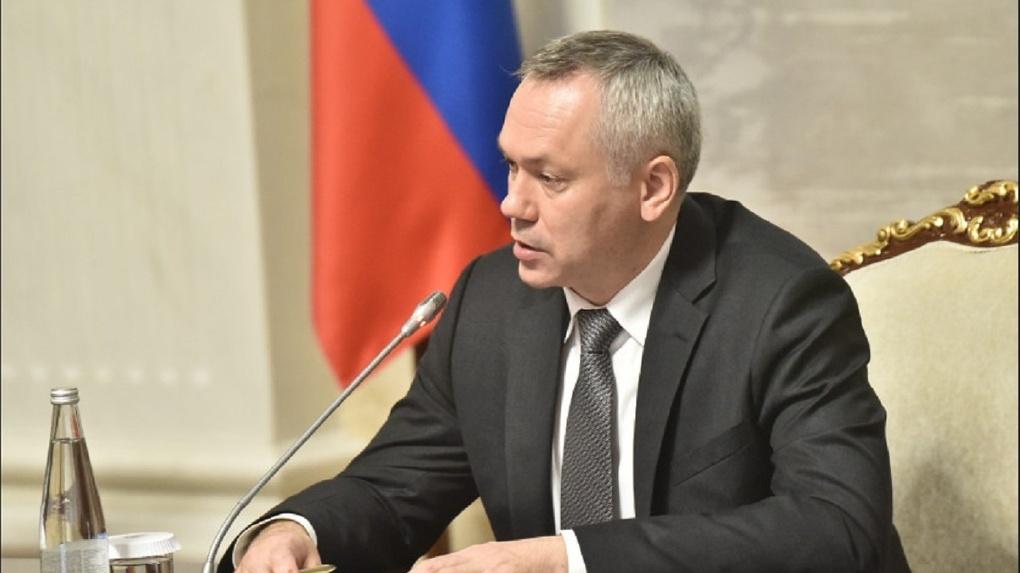 Ситуация страшнее, чем весной: губернатор Новосибирской области потребовал соблюдения антиковидных мер