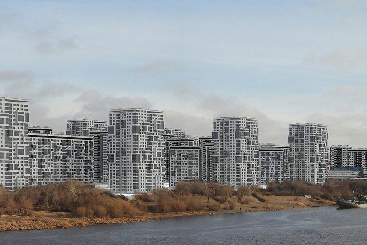 Застройщик микрорайона «Академический» в Омске отрицает банкротство
