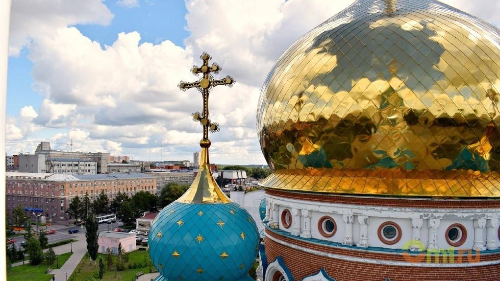 В центре Омска перекроют движение из-за крестного хода
