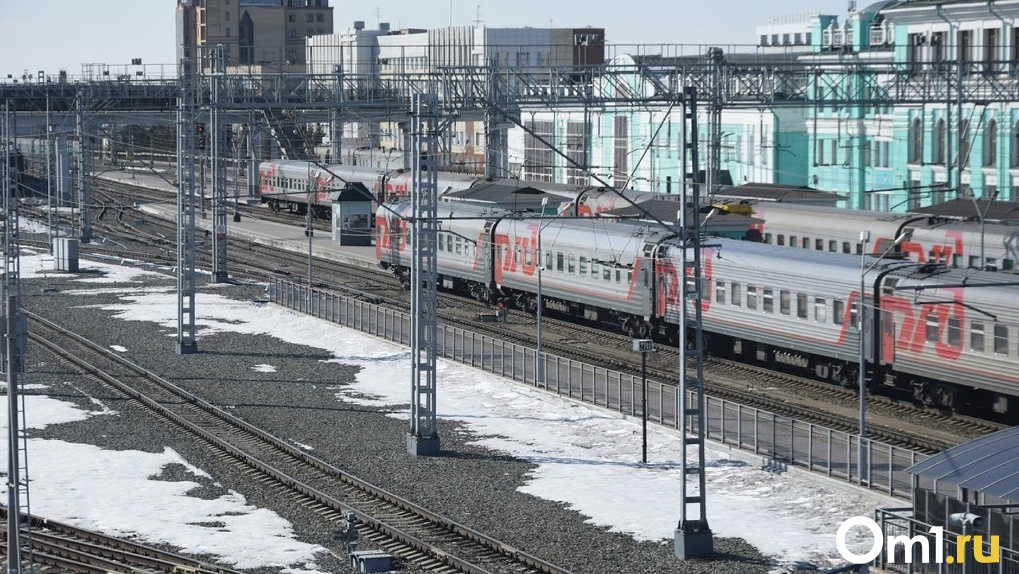 Из-за коронавируса отменяют поезд Омск-Новосибирск
