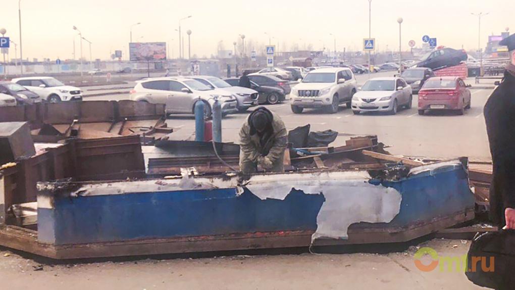 Все остановочные павильоны в Омске станут одинаковыми