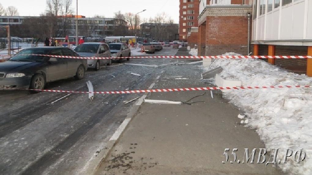 Самогонный аппарат, взорвавший омскую квартиру, был спрятан в туалете (ПОДРОБНОСТИ)