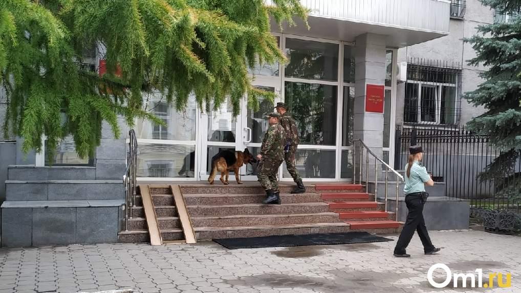 Срочно: в Омске началась новая волна минирований. На этот раз бомбы ищут в колледжах