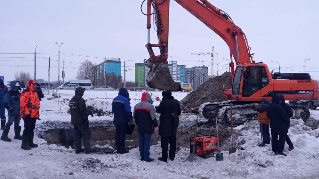 Коммунальная авария: более 2500 новосибирцев остались без света (обновляется)