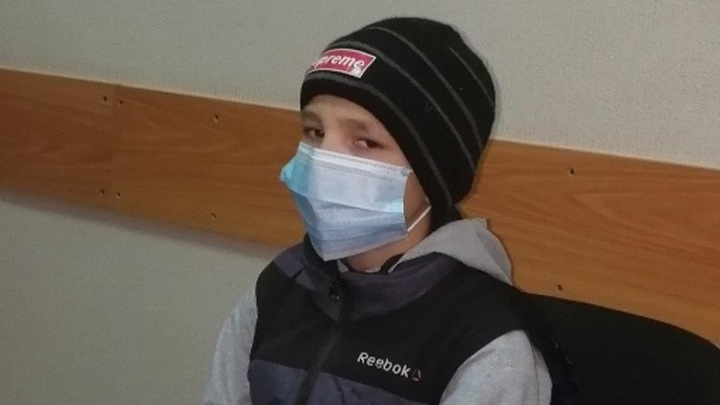 Под Новосибирском найден пропавший 10-летний мальчик с самокатом