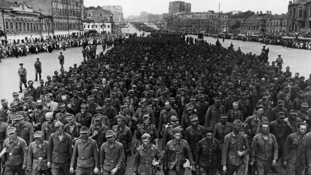 Германия передаст России документы о судьбах полумиллиона советских военнопленных