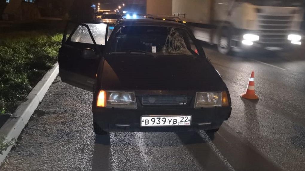 Два пешехода погибли под колёсами машин в Новосибирске