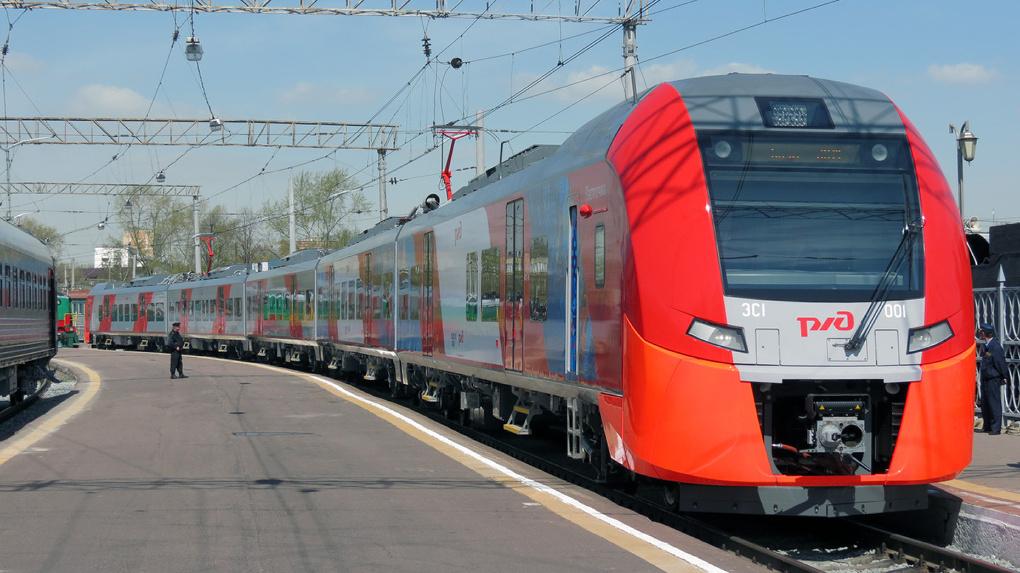 Из Новосибирска в Томск запустят комфортабельную электричку «Ласточка»