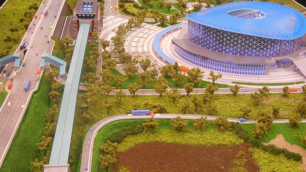 Власти Новосибирска определили подрядчика для строительства автомобильной дороги к новому ЛДС