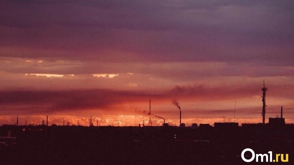 От галлюцинаций до отёка легких. Выбросы в Омске могут стать причиной серьёзных заболеваний