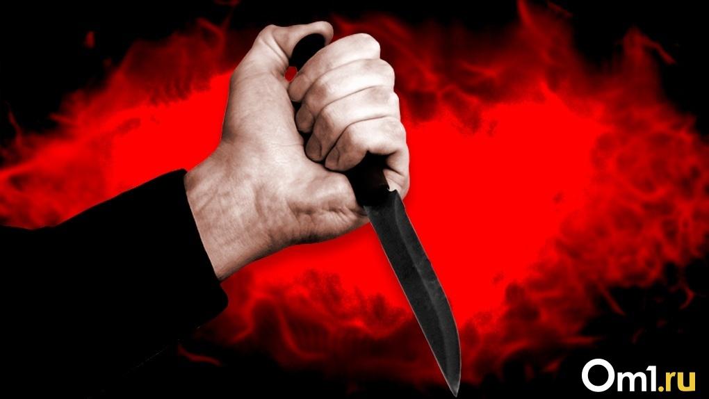 Житель Новосибирской области изрезал супругу ножом и поджёг дом