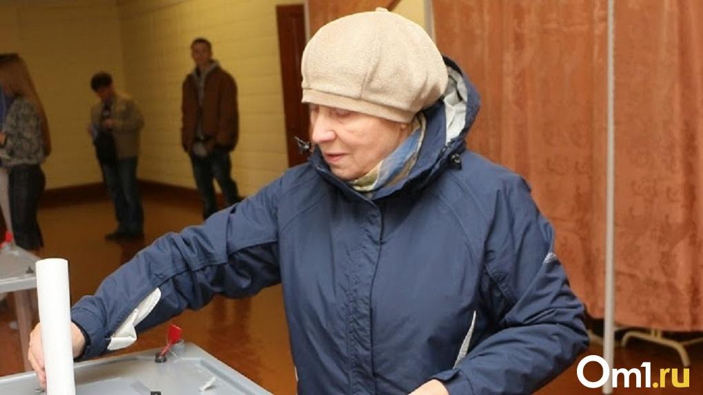 Большая часть омских пенсионеров – женщины. Их количество в разы превышает мужчин