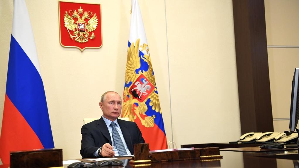 Вторая волна и итоги самоизоляции. Путин снова обращается к нации по поводу коронавируса. LIVE