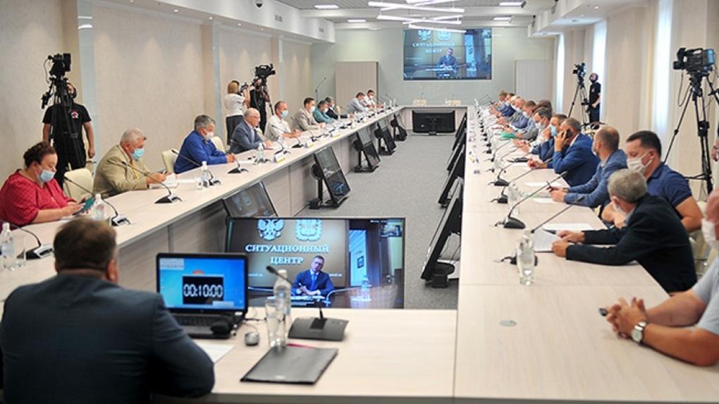 «Агро-Омск 2020»: Россельхозбанк помог области занять 2-е место в Сибири по сбору зерна