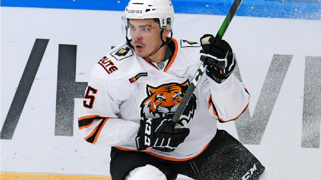 За омский «Авангард» будет играть новый нападающий из НХЛ