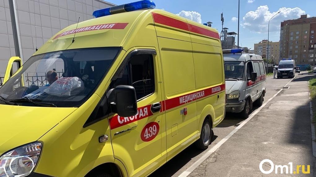 В Омске сократилось количество вызовов скорой помощи