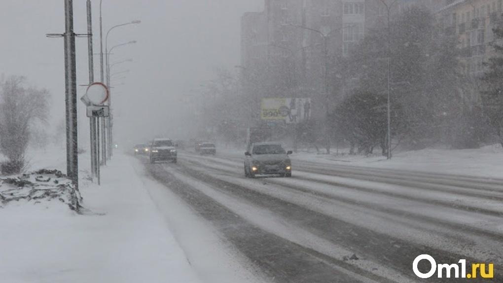 В Омске хотят запретить левые повороты на Богдана Хмельницкого и 24-й Северной