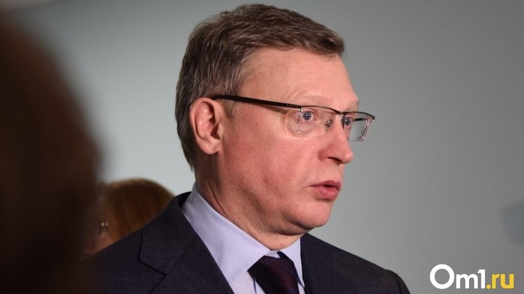Бурков уверен, что в Омской области всё же появится новый аэропорт