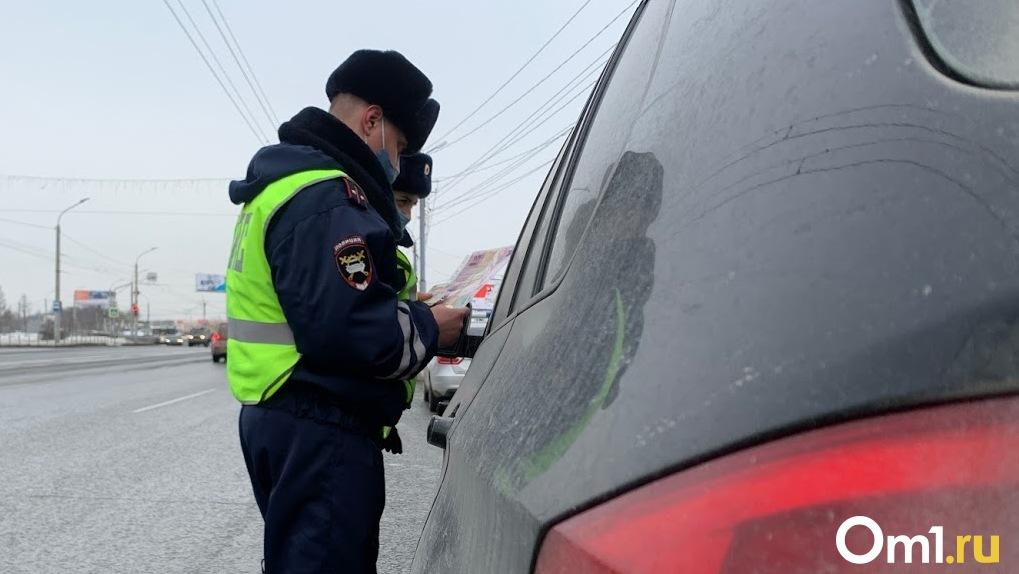 На страже закона. Омичи помогли полицейским поймать пьяного водителя