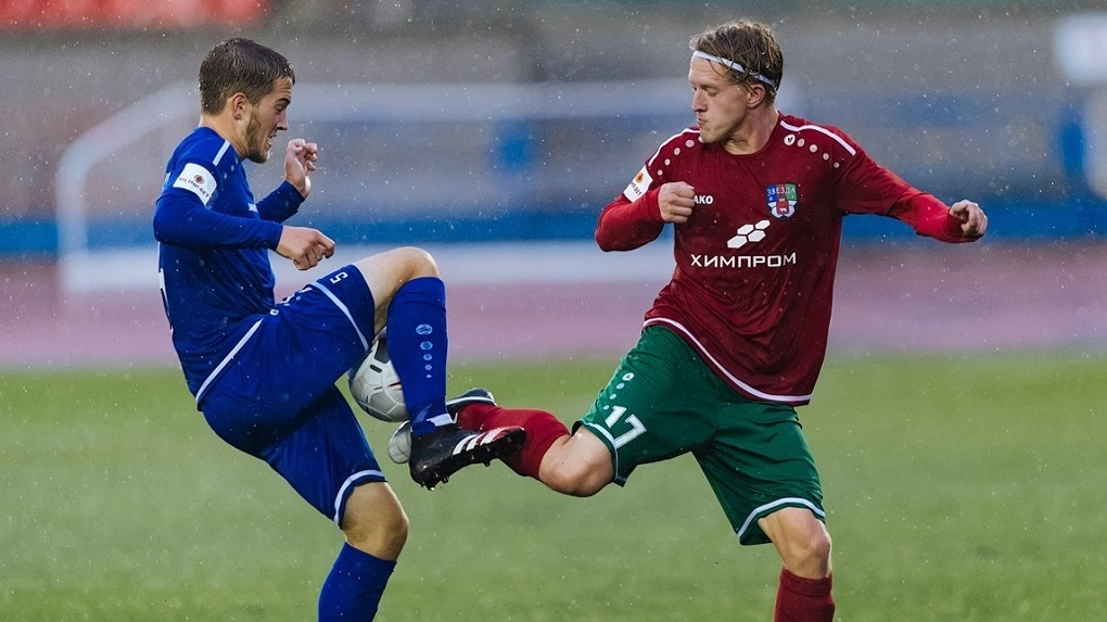 ФК «Новосибирск» победил петербургскую «Звезду» со счётом 2:1