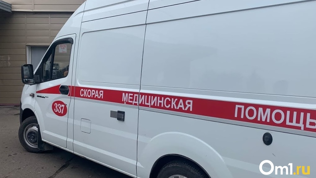 В Омской области пьяный водитель наехал на пешехода