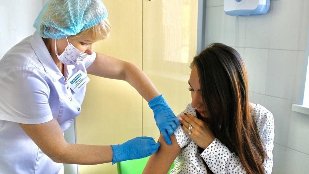 В «Евромеде» прививают от гриппа современной четырехвалентной вакциной