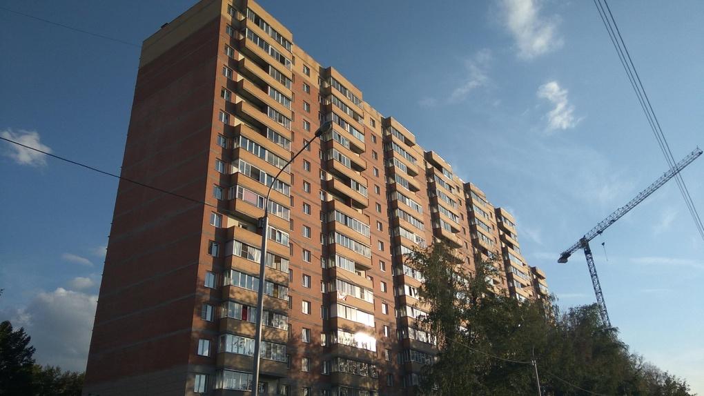 Мертвую школьницу обнаружили новосибирцы под окнами 17 этажного дома
