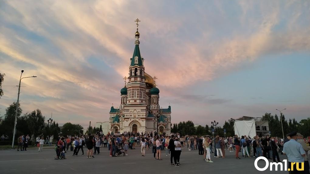 Омские казаки попросили Путина присвоить Омску статус Белой столицы