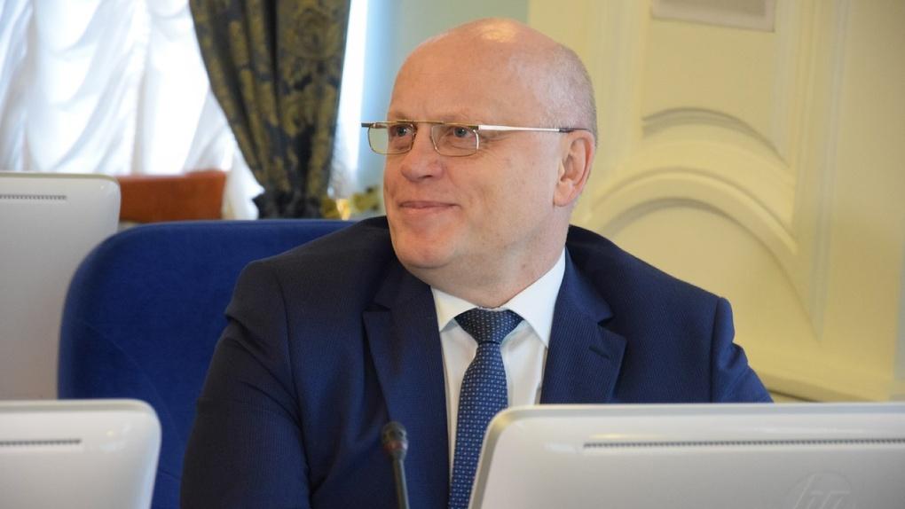 Назаров не уверен, что станет сенатором от Омской области