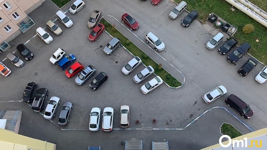 Госавтоинспекция вернула «живые очереди» на регистрацию автомобилей и прочие услуги для омичей