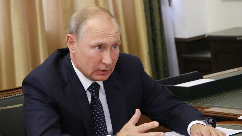 Александр Бурков заручился поддержкой Путина в вопросах омской экологии