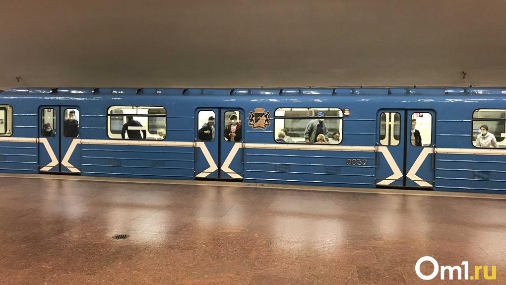 Из-за пандемии коронавируса Новосибирск лишился пятивагонного поезда метро