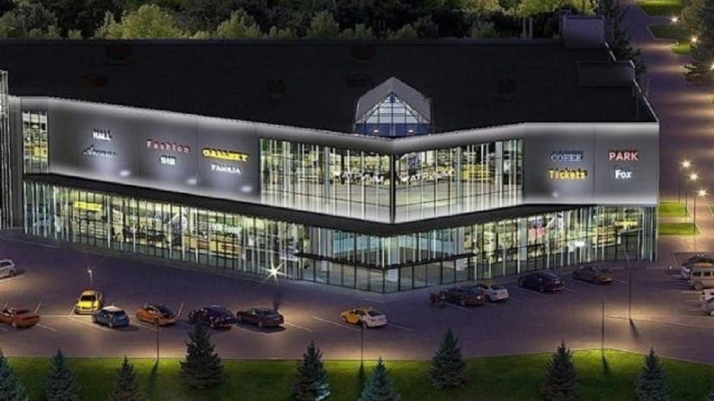 В Новосибирске на Ипподромской откроют новый ТЦ «Атриум»
