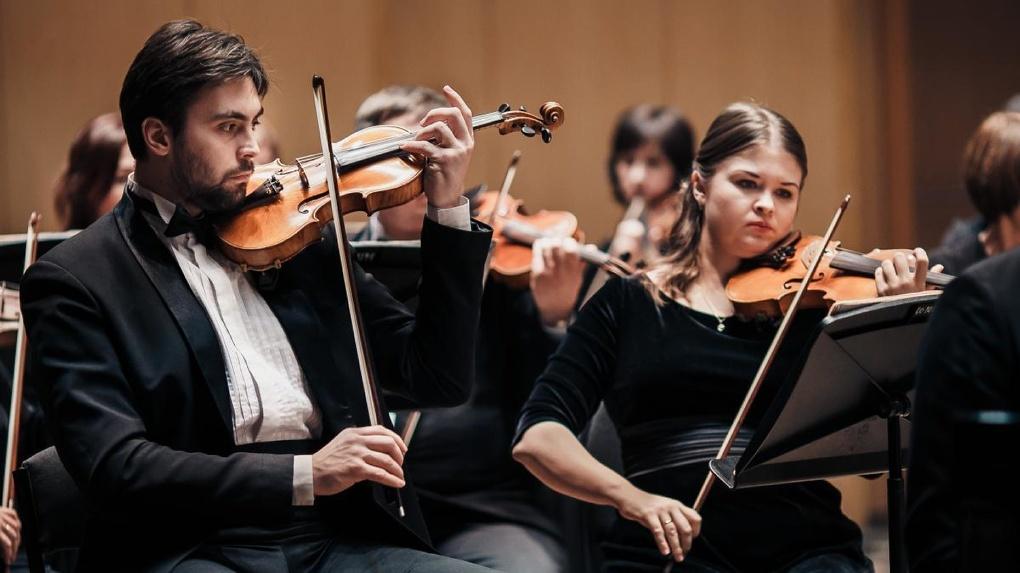 Впервые в Омске выступит Красноярский симфонический оркестр
