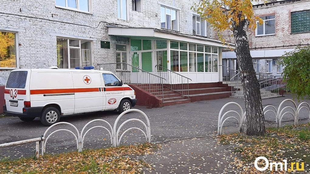В омском неонатальном центре собирают экстренную пресс-конференцию после сообщений о его закрытии. LIVE
