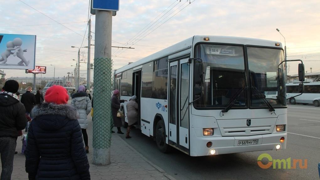 «Тридцатирублевые автобусы» будут ездить по Омску всего полгода