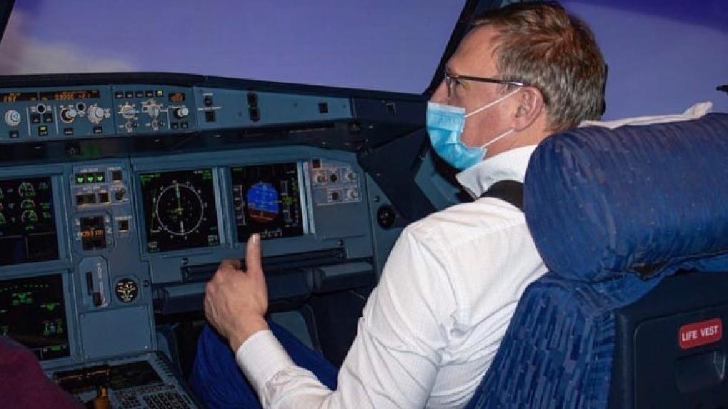 В Омске могут появиться новые рейсы в Китай и Калининград